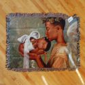Heaven Sent Tapestry Throw