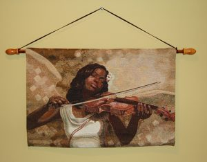 Melody from Heaven wall hanging