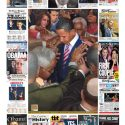 Yes We Can II - Front Page News