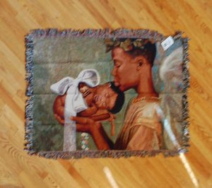Heaven Sent Tapestry Throw