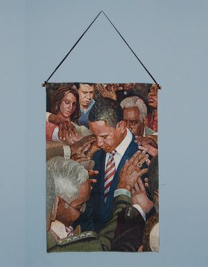 Yes We Can Wall Hanging